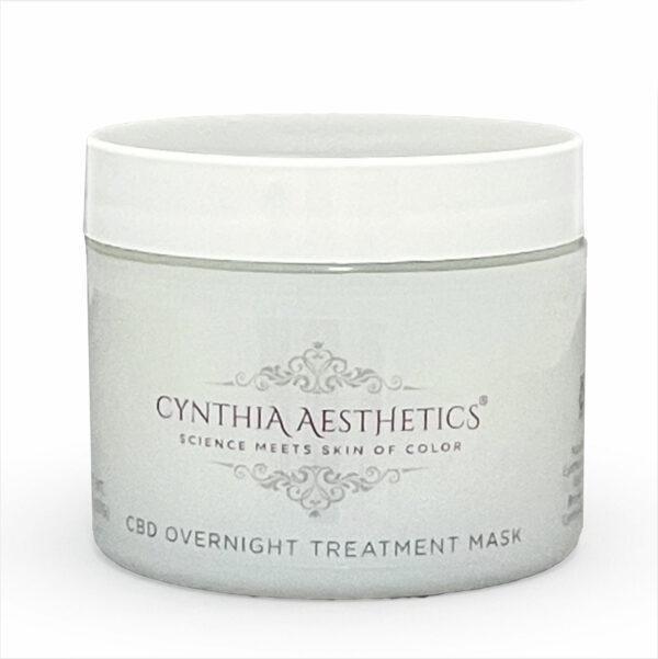 CBD Overnight Treatment Mask Image